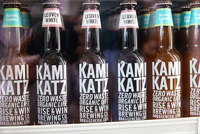 七里ヶ浜『PACIFIC BAKERY(パシフィック ベーカリー)』のビール