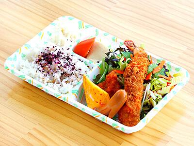 平塚『湘南平』レストランのテイクアウト弁当「お子様弁当」