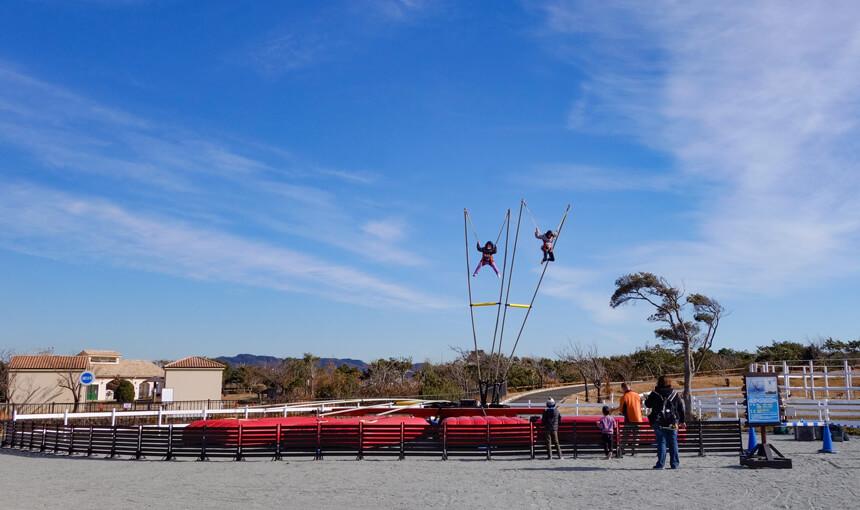 横須賀『長井海の手公園 ソレイユの丘』のアクティビティ