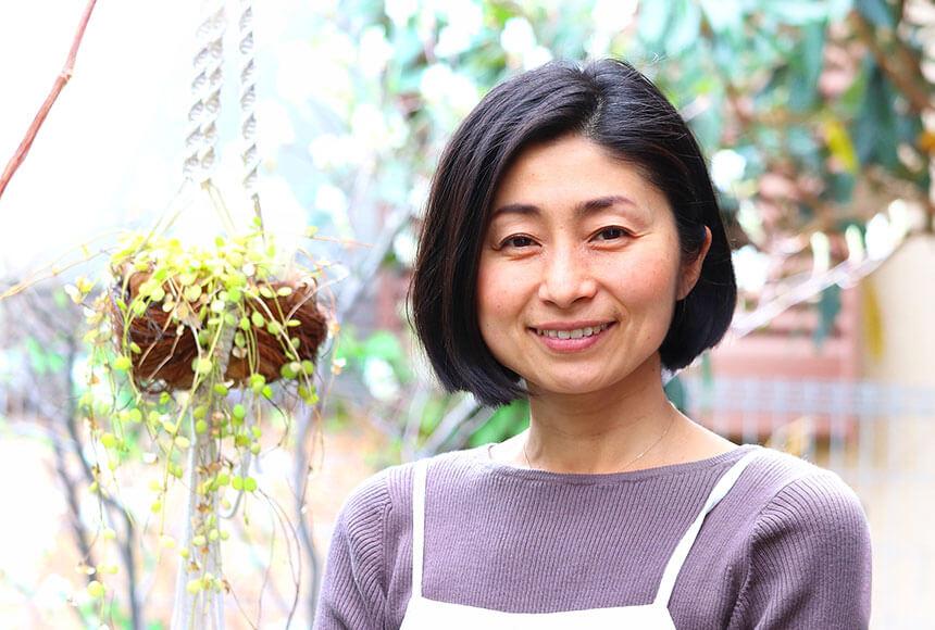 藤沢・本鵠沼のオーガニックカフェ『KAMOSU(カモス)』の店主