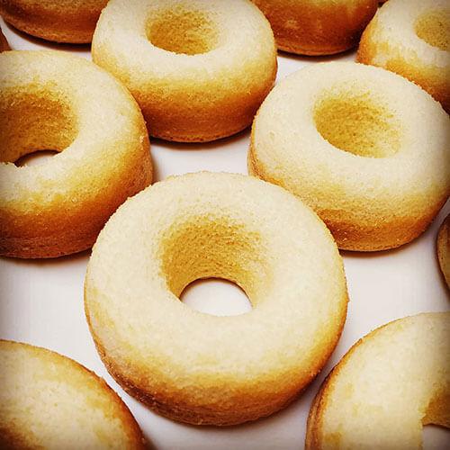 藤沢・菓子や 松月堂わびすけの「生ドーナツ」