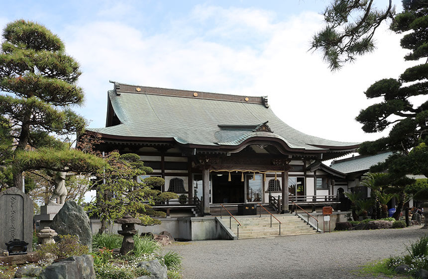 寒川町・興全寺