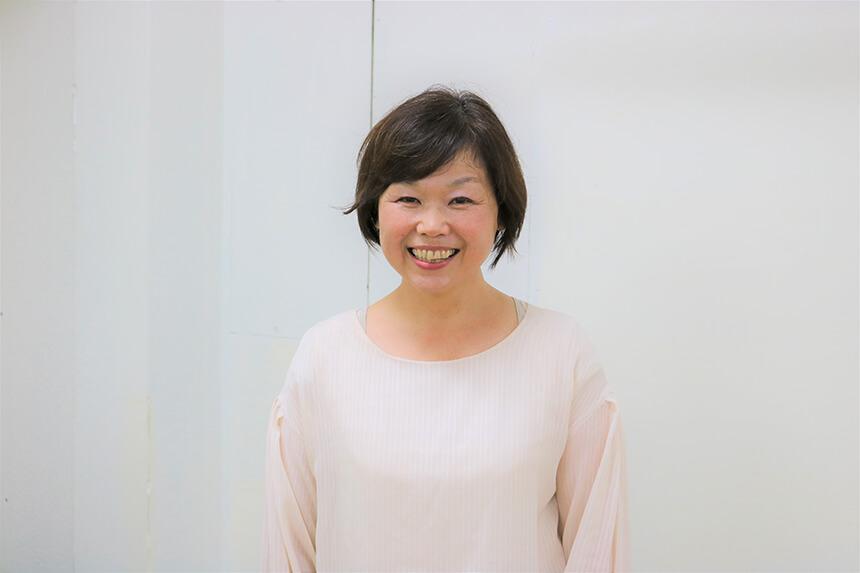 湘南・藤沢のオンラインリトミック講師、石橋早枝子先生
