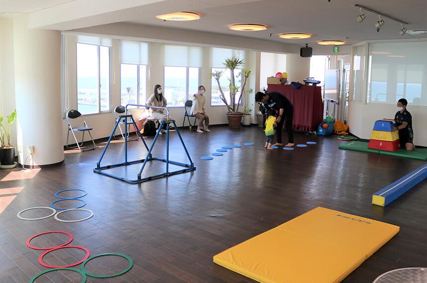 湘南の体操教室・運動教室『湘南ゴールデンエイジアカデミー』の江ノ島教室