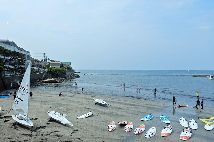 湘南・鎌倉の海