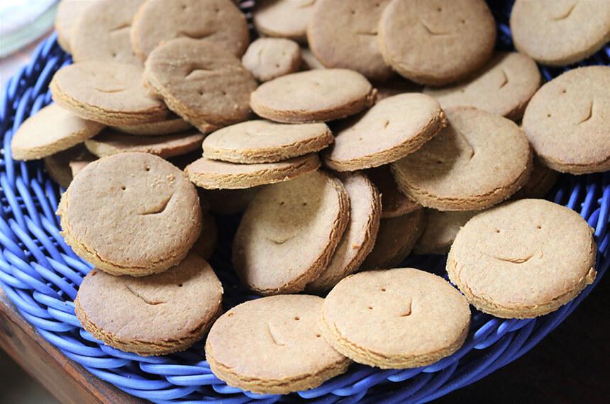 大豆クッキー