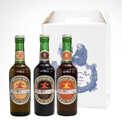 茅ヶ崎・熊澤酒造の「湘南ビール」