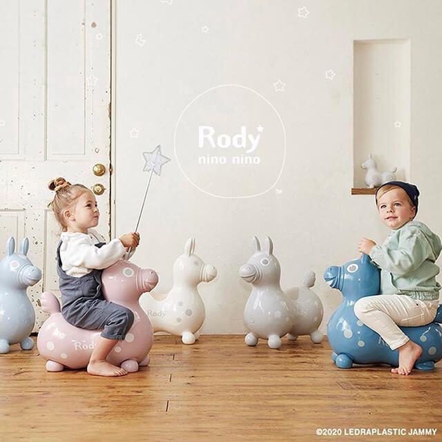 ベビー向け玩具のロディ