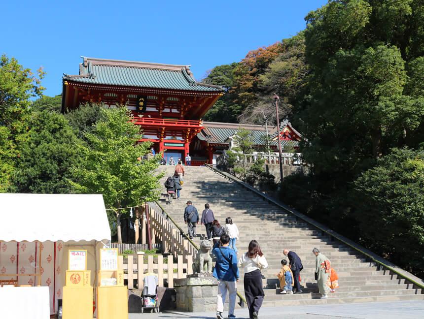 鎌倉『鶴岡八幡宮』